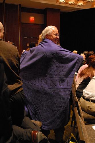 Harmonic blanket